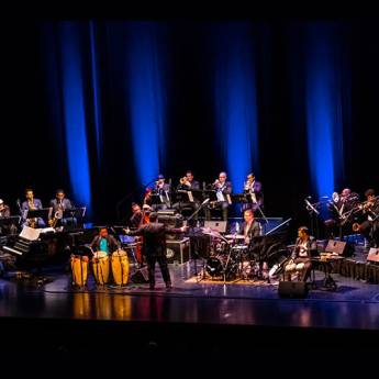 Cuban-Khaleeji Project - Arturo O'Farrill & the Afro Latin Jazz Orchestra + guests