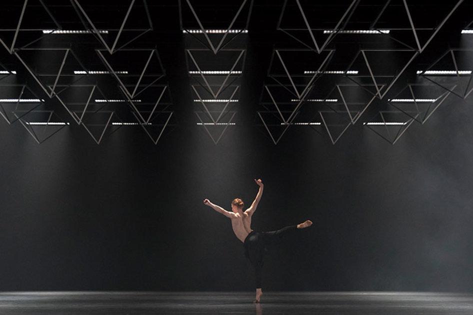 Autobiography - Company Wayne McGregor — NYUAD Arts Center