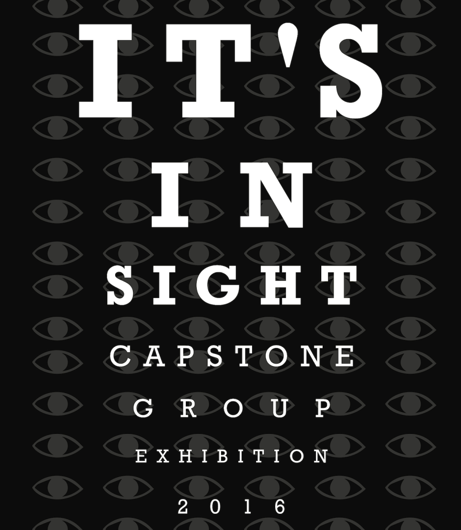 Capstone Festival Group Exhibition