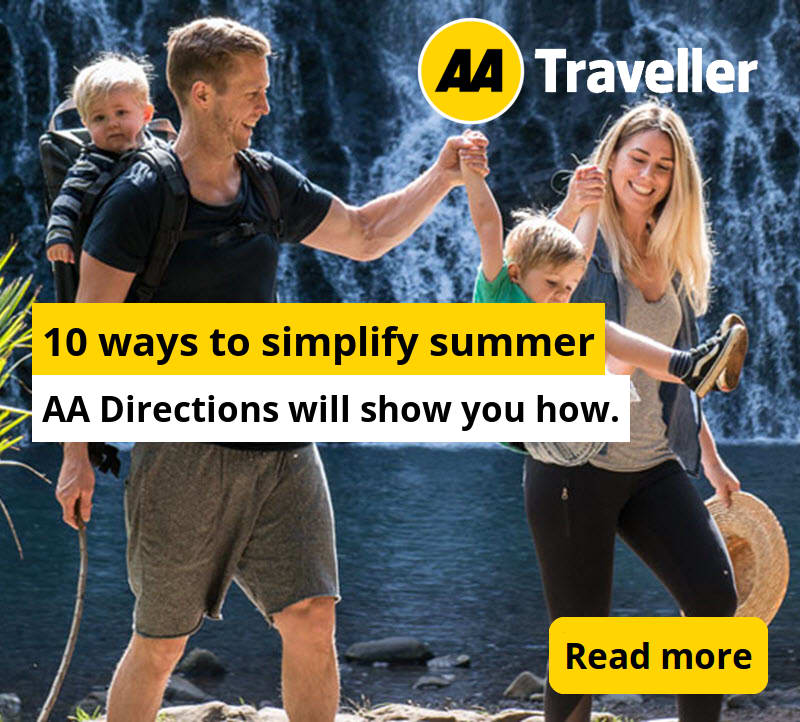 Relax this summer with AA Directions