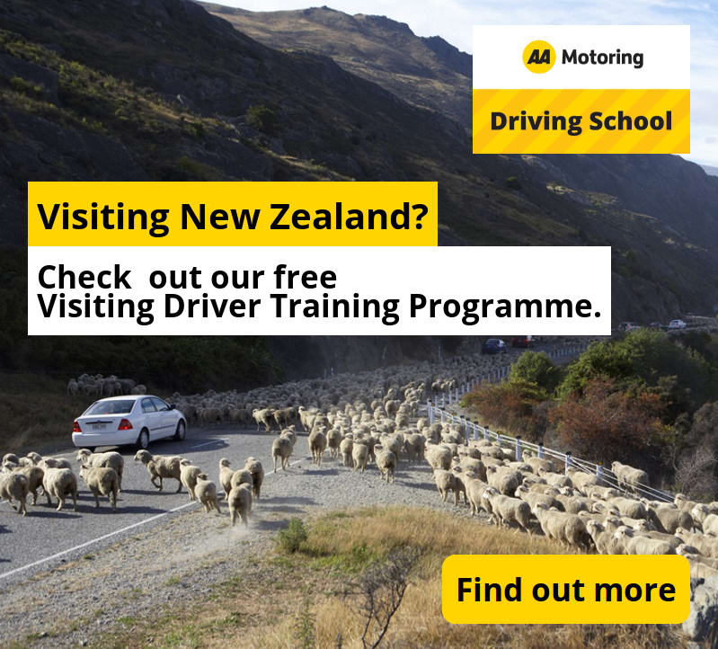 New zealand automobile association aa new zealand learn to drive the aa way fandeluxe Choice Image
