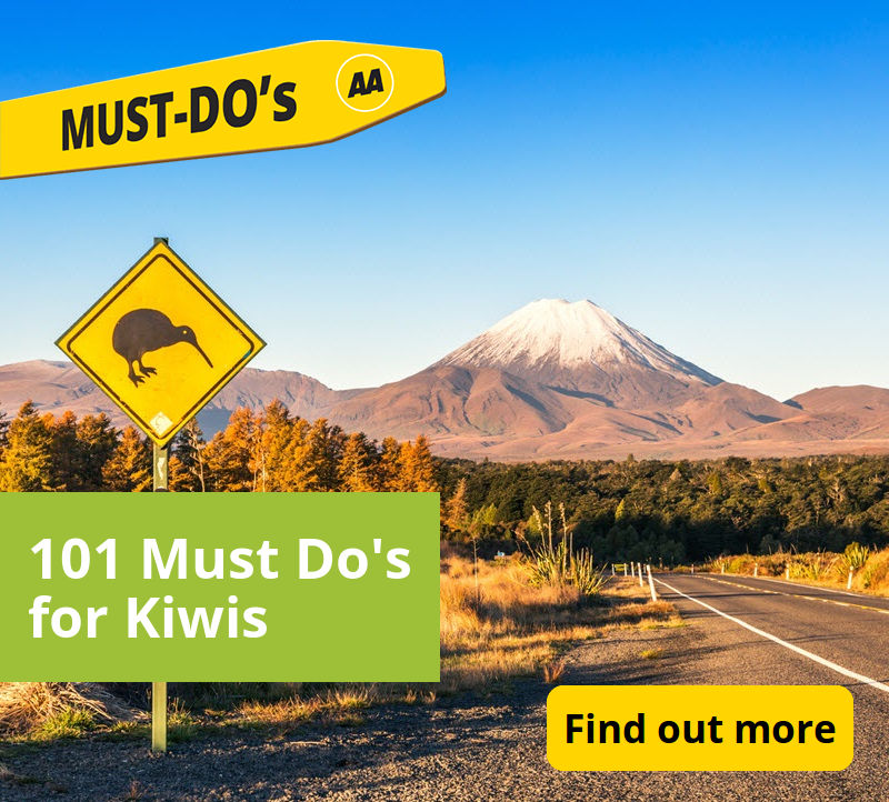 New zealand automobile association aa new zealand 101 must dos for kiwis fandeluxe Gallery