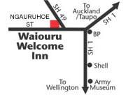 Waiouru Welcome Inn