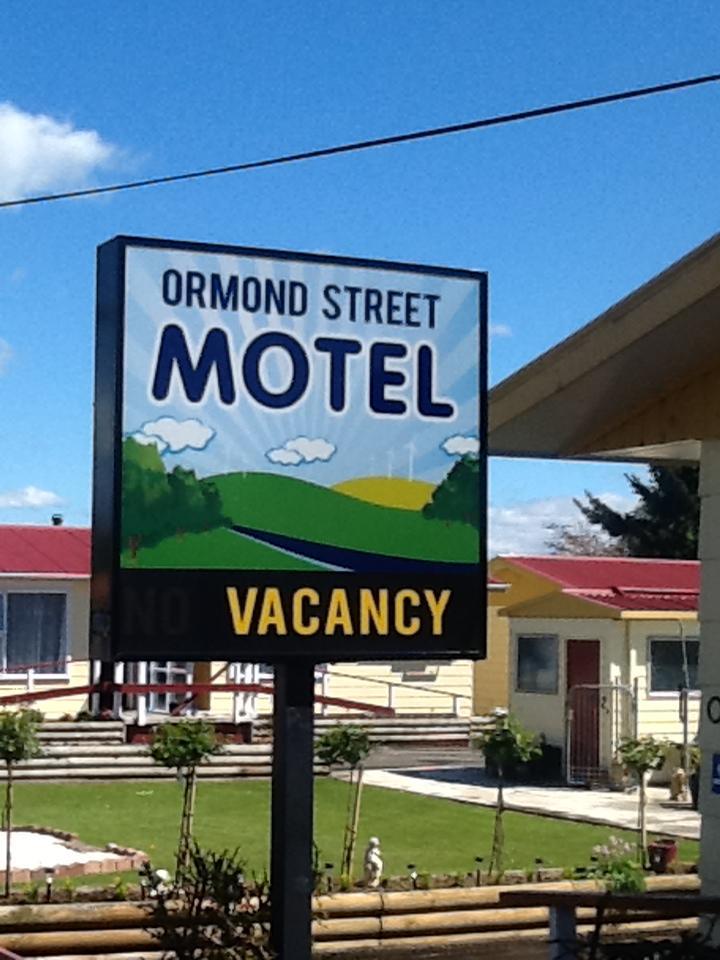 Ormond Street Motel