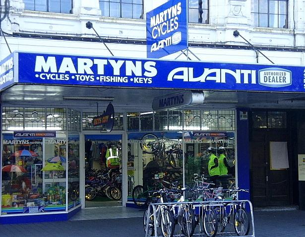 Martyns Cycles