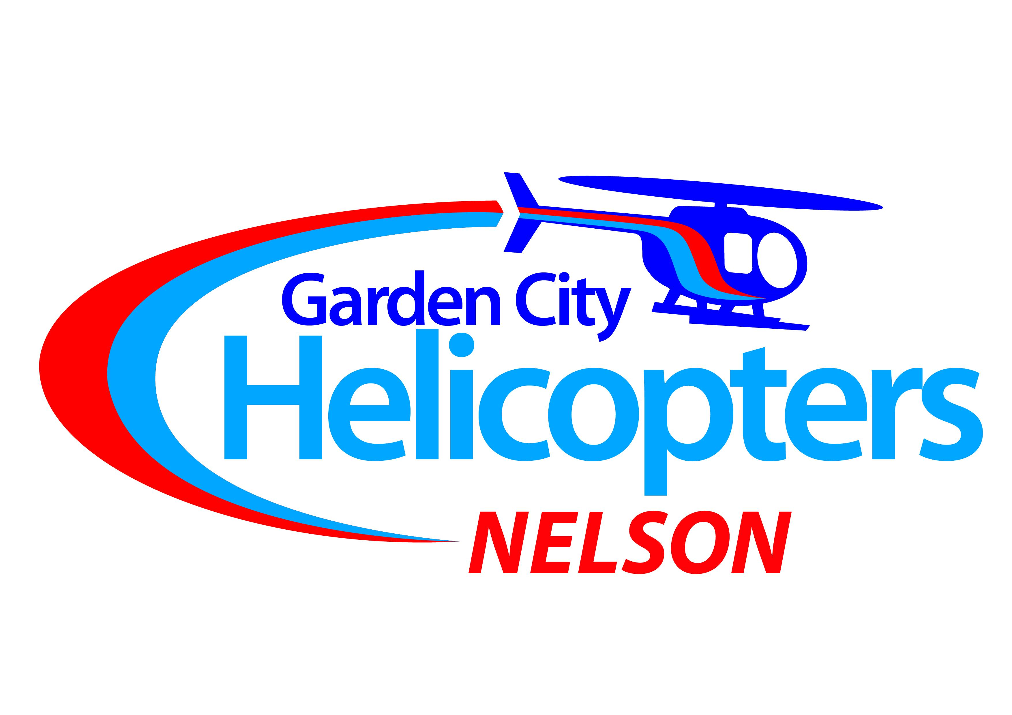Garden City Helicopters - Nelson