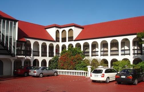 Alcala Motel Dunedin