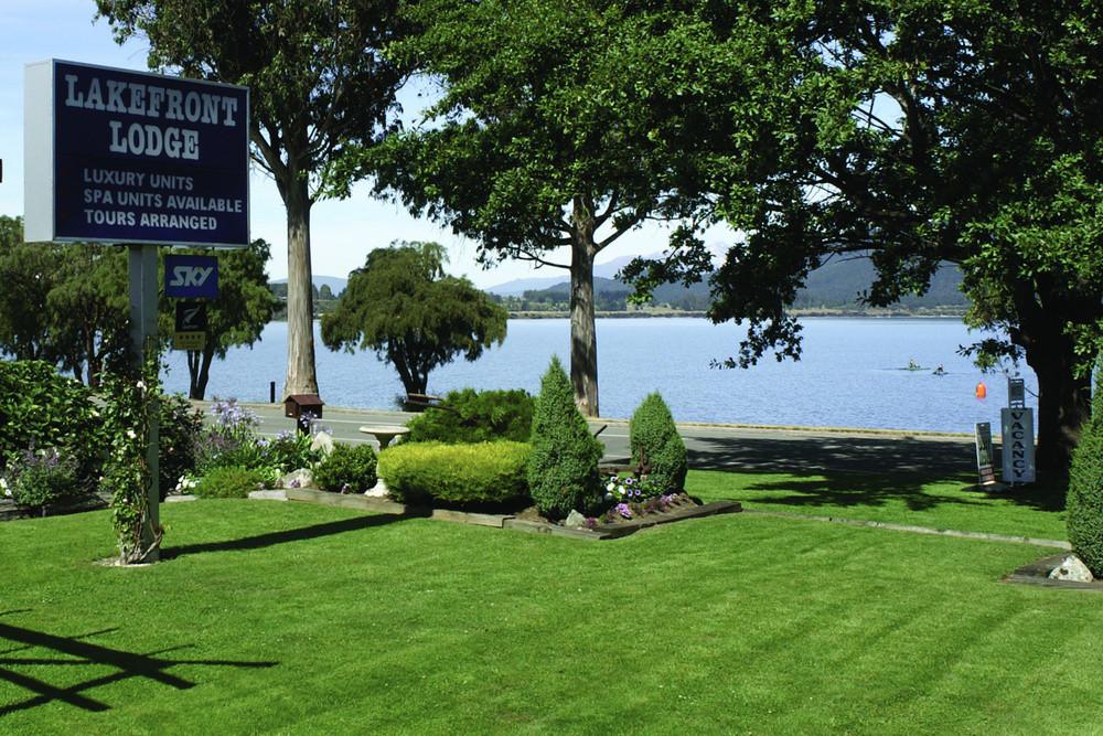 Lakefront Lodge Te Anau