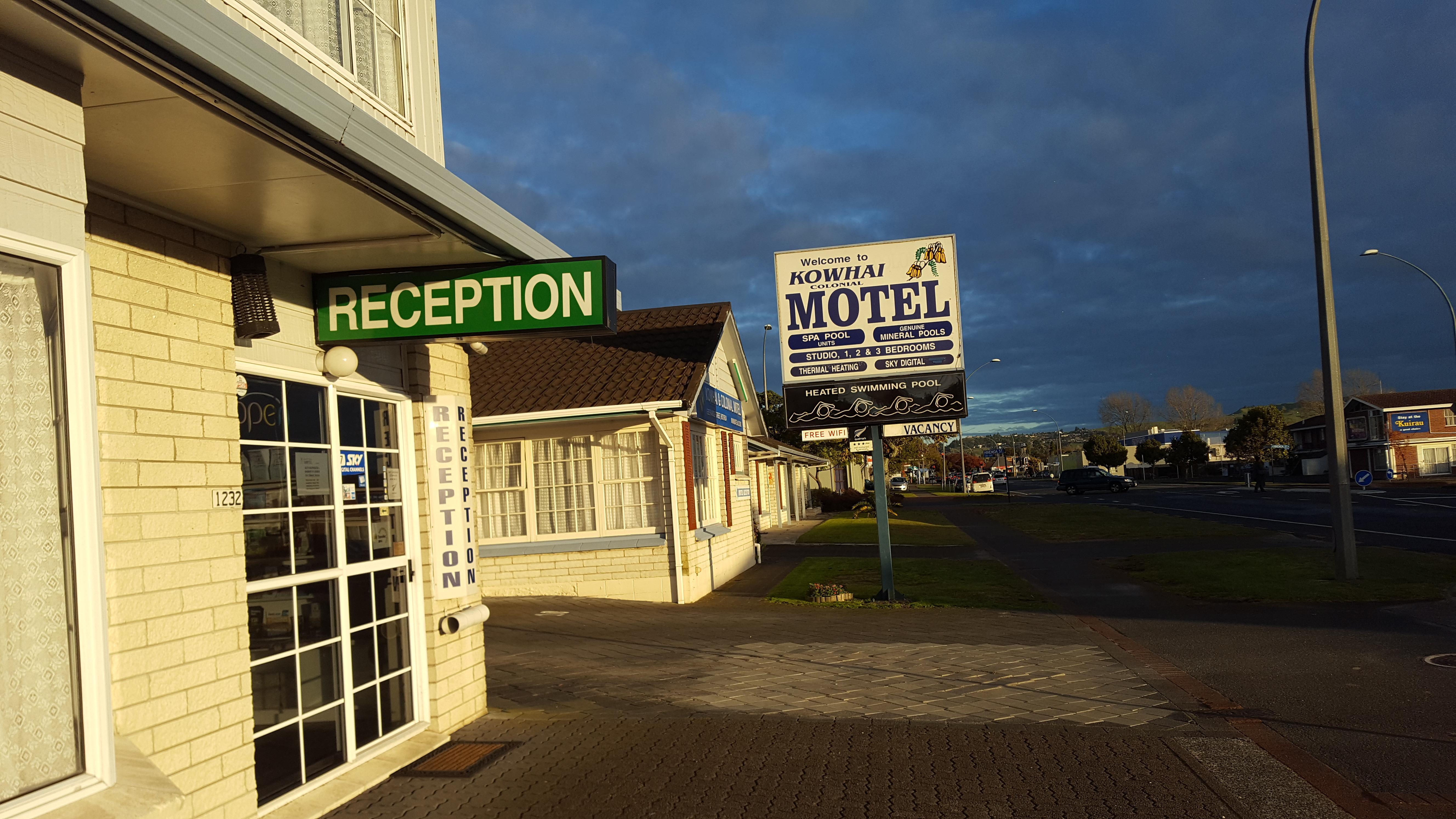 Kowhai & Colonial Motel