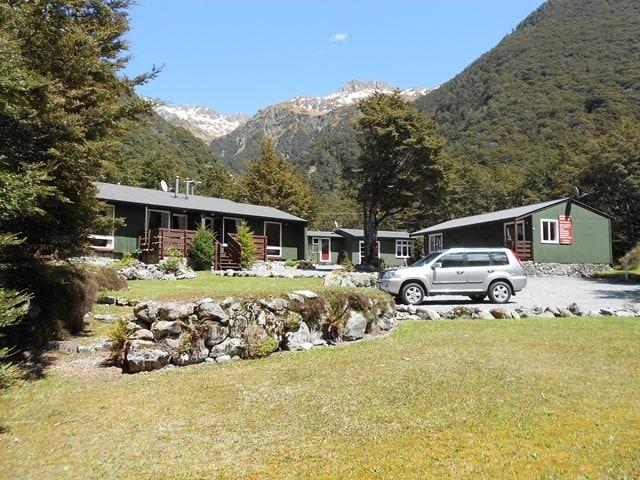 Arthur's Pass Alpine Motels