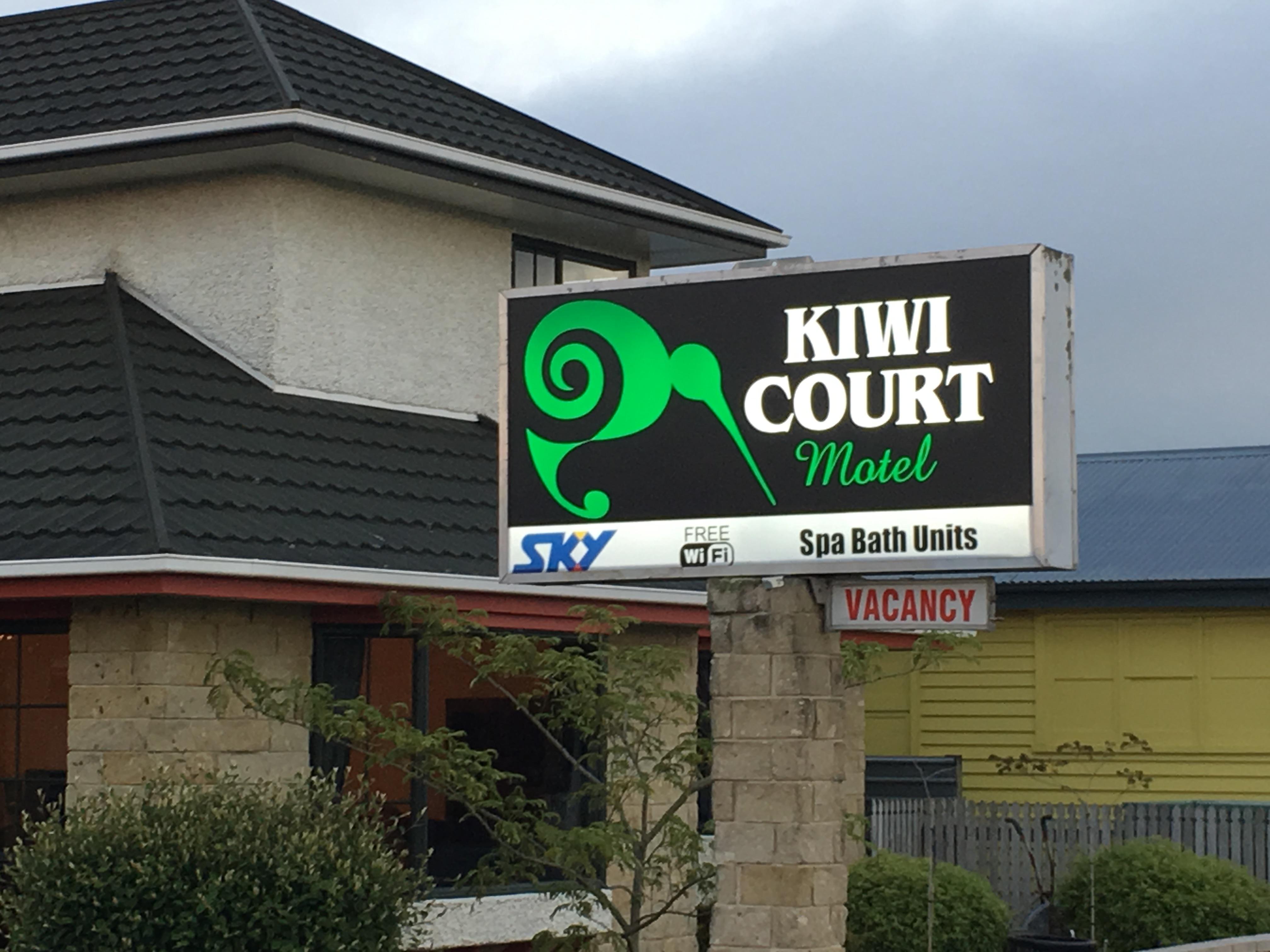 Kiwi Court Motel