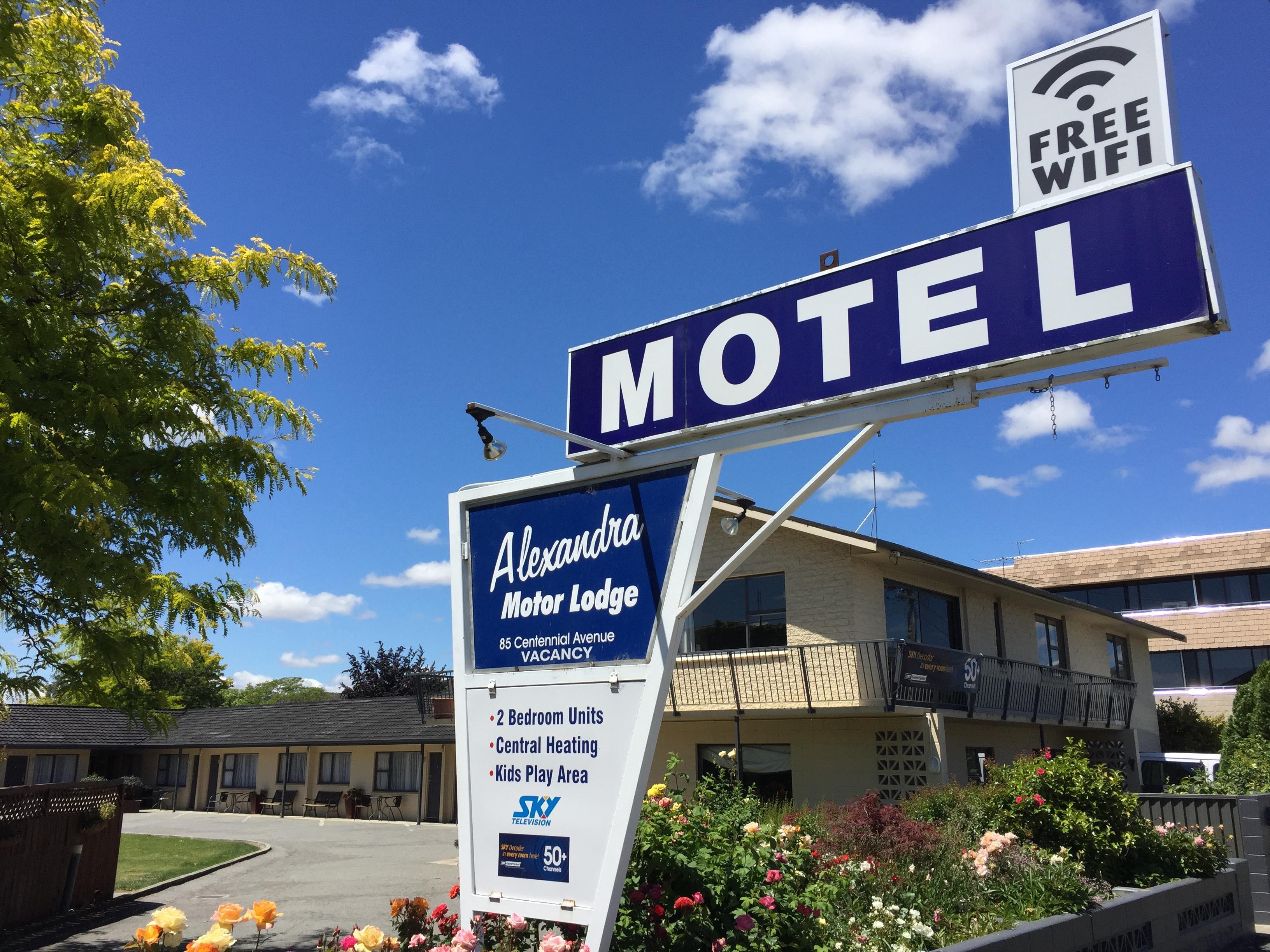 Alexandra Motor Lodge