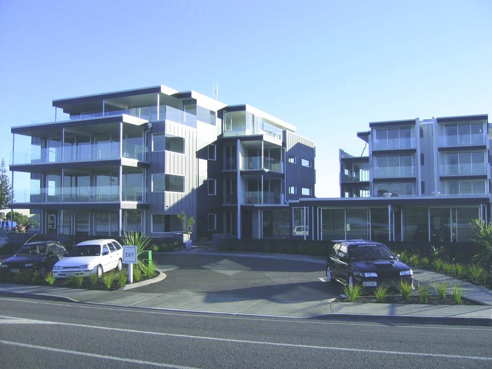 Ohope Beach Resort Apartments