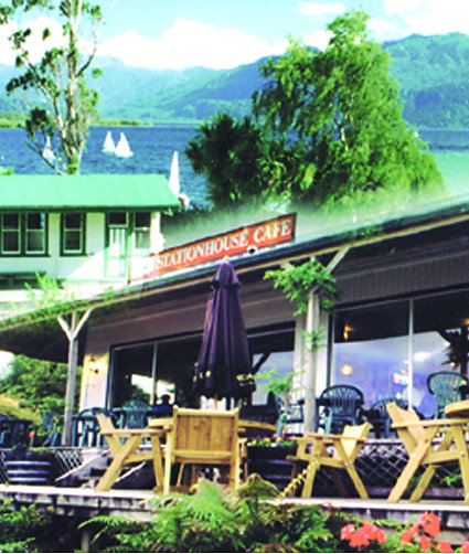 Station House Cafe & Restaurant