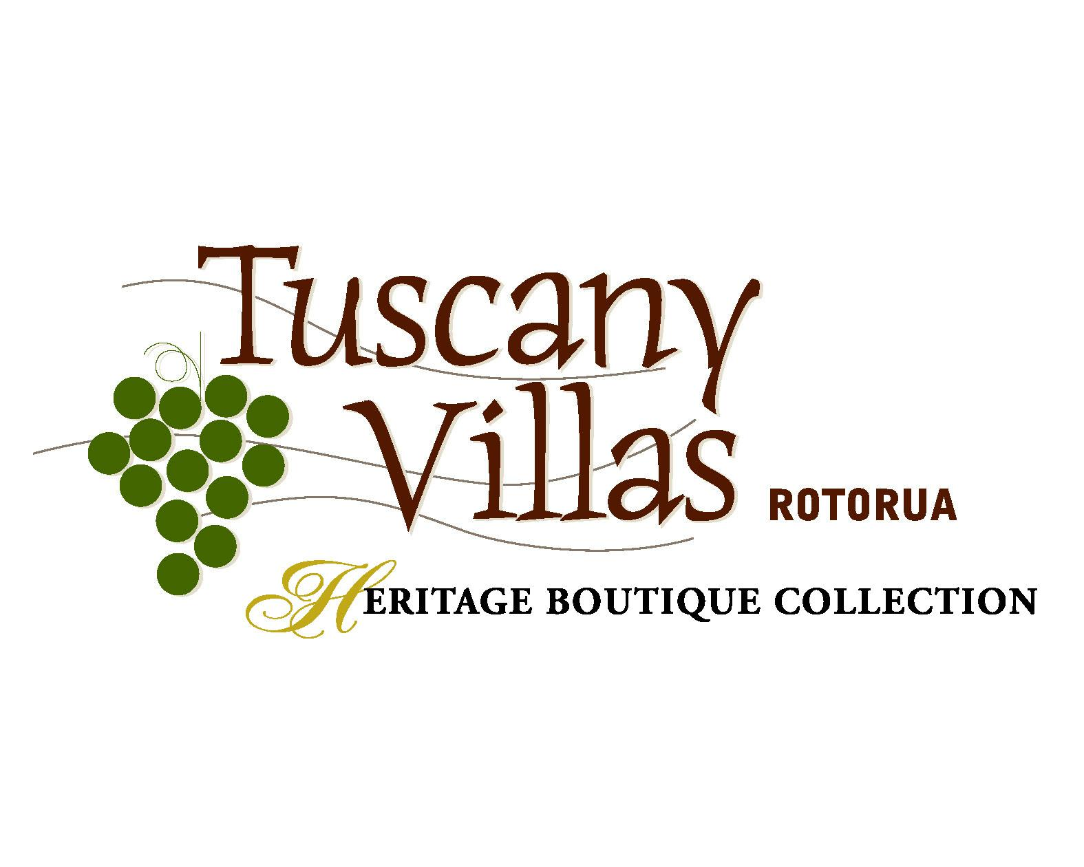 Tuscany Villas Rotorua - Heritage Collection