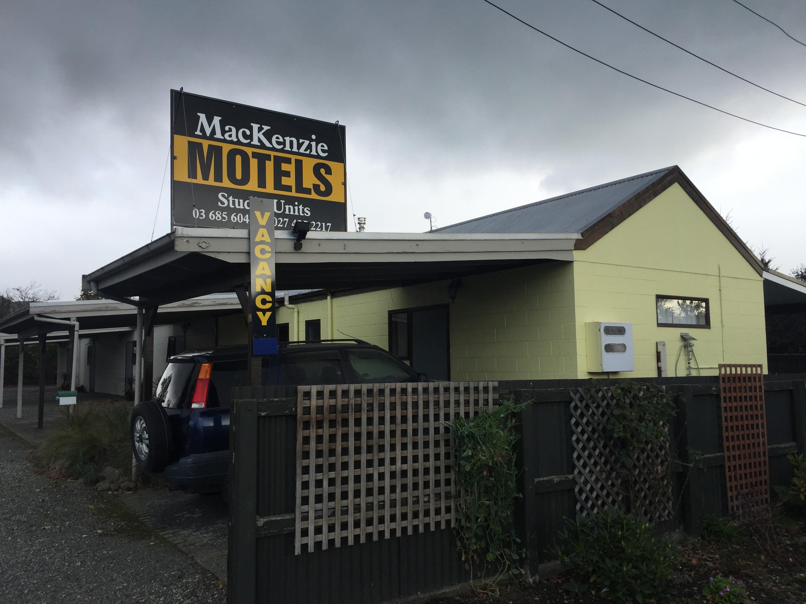 Mackenzie Motels