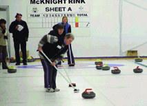 Maniototo Curling International