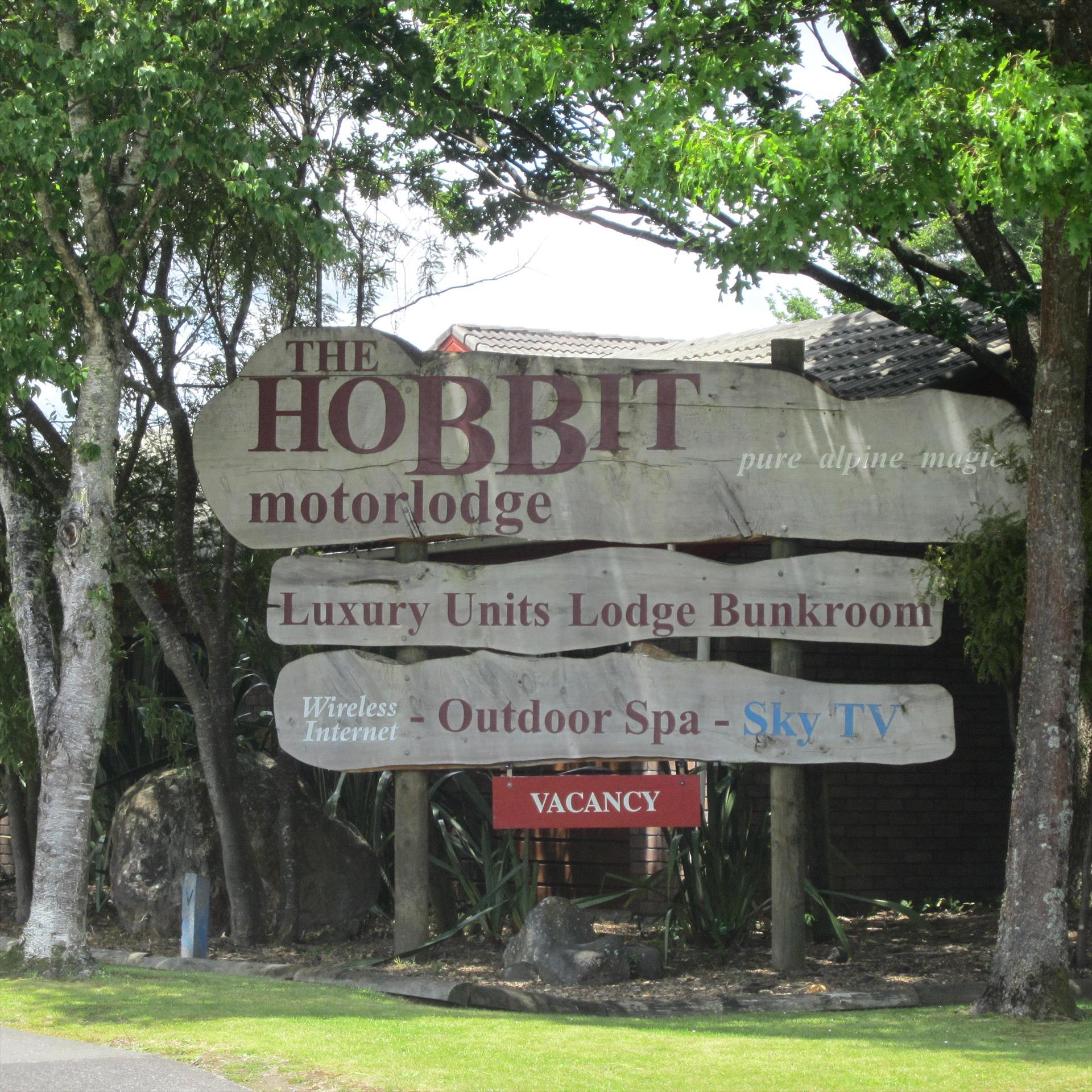 Hobbit Motorlodge