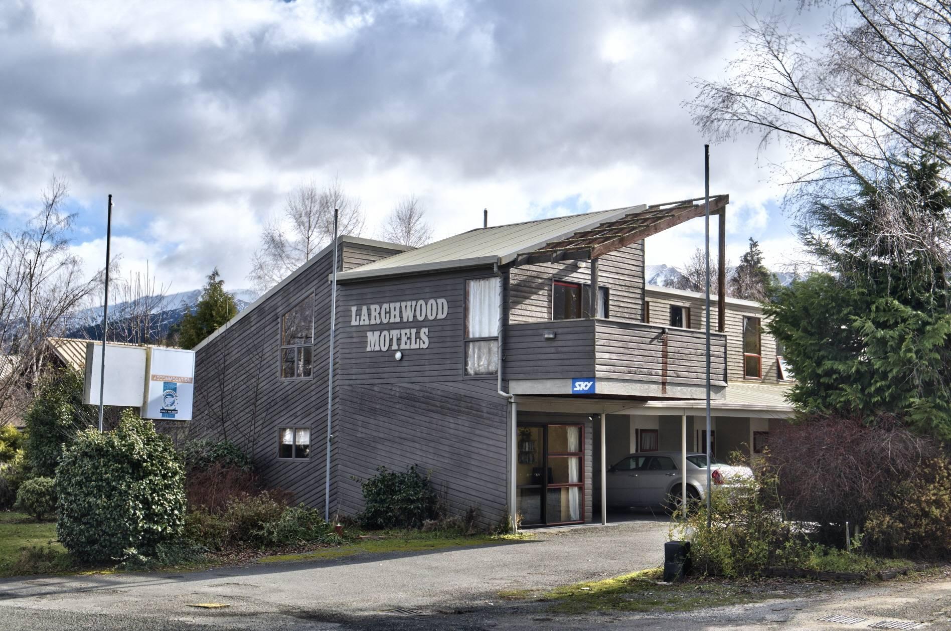 Hanmer Springs Larchwood Motel