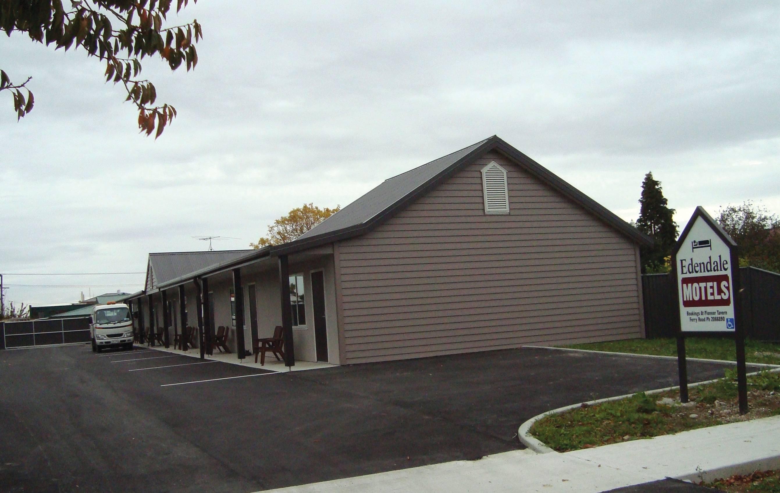 Edendale Motel