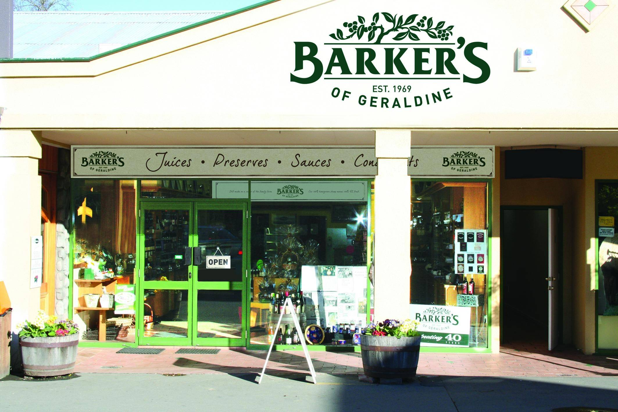 The Barker's Shop