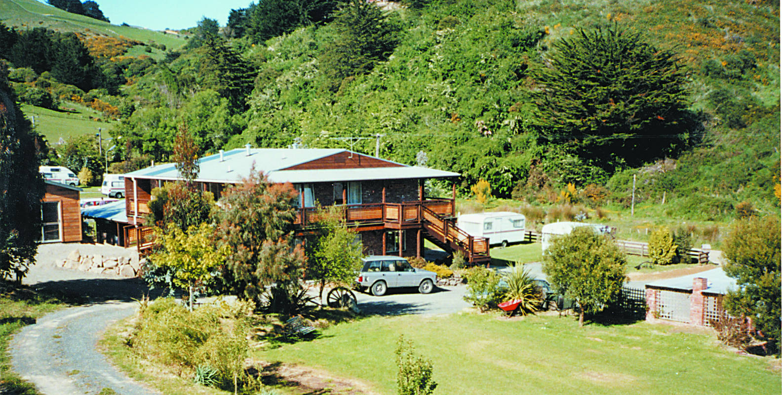 Portobello Village Kiwi Tourist Park