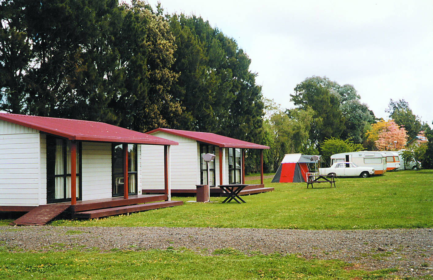 Ramarama Country Caravan Park Accommodation Holiday Parks Aa