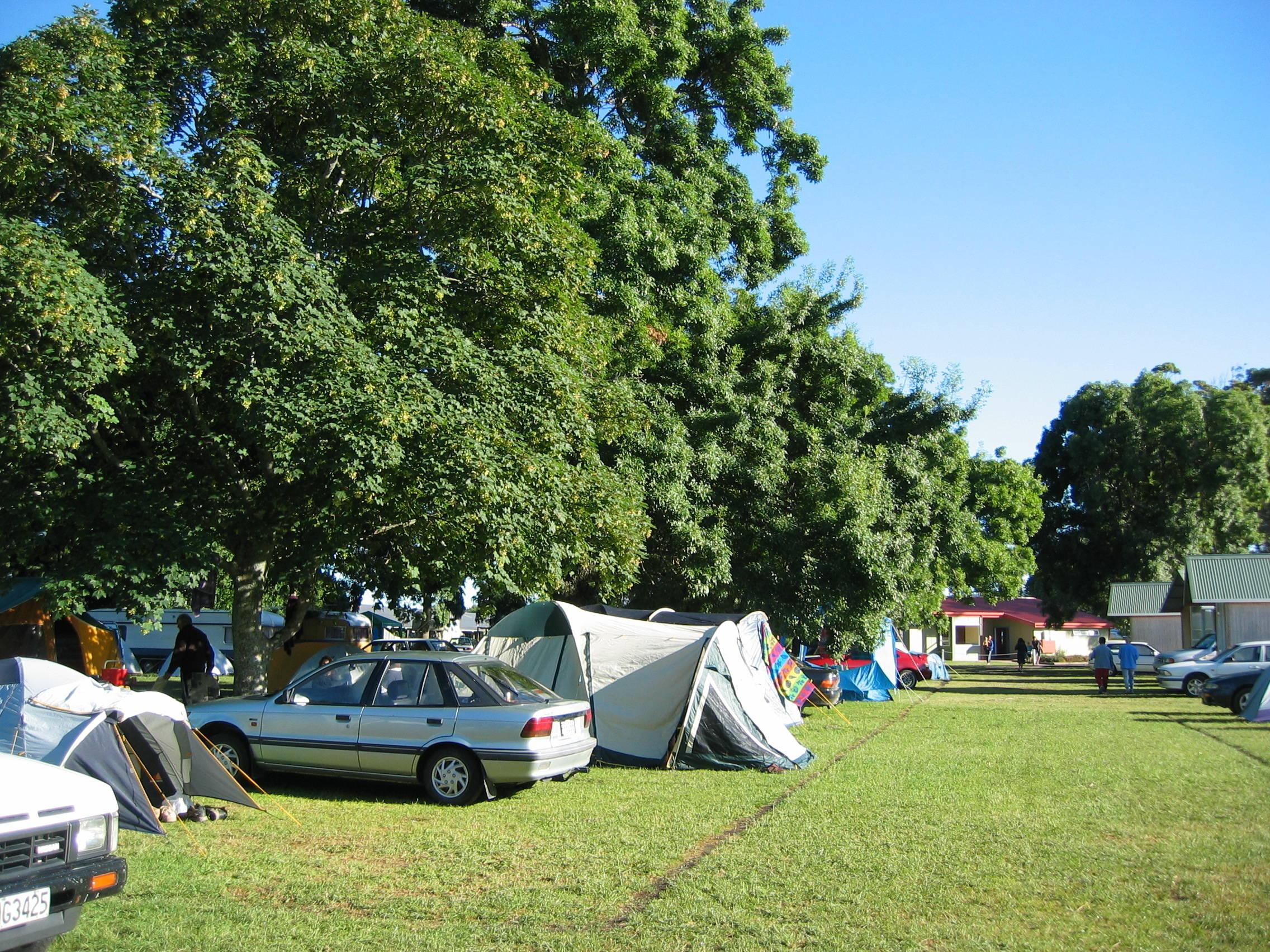 Showgrounds Park Motor Camp