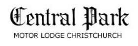 Central Park Motor Lodge