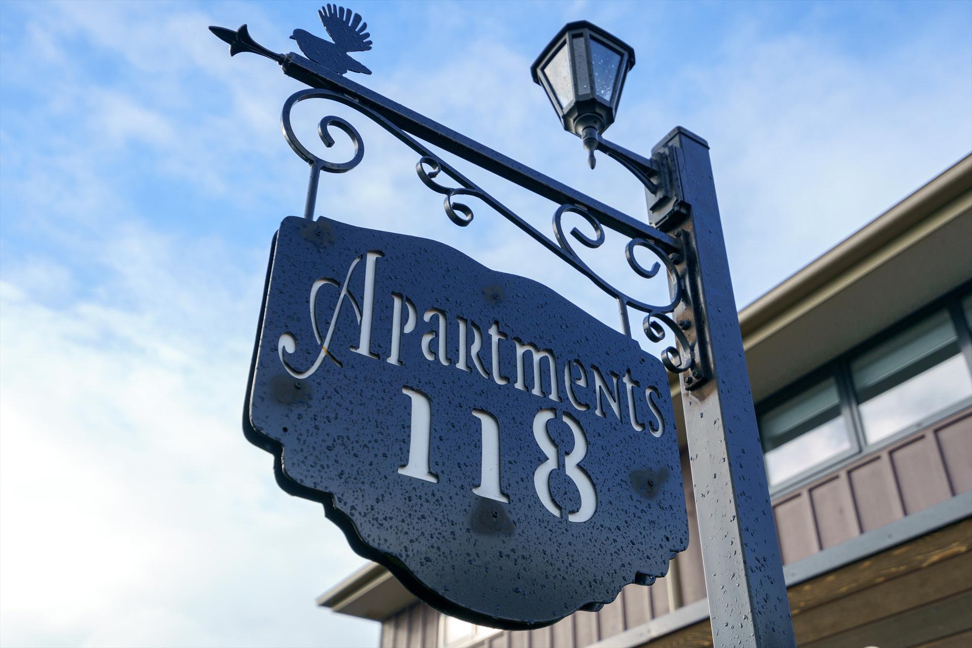 Apartments 118