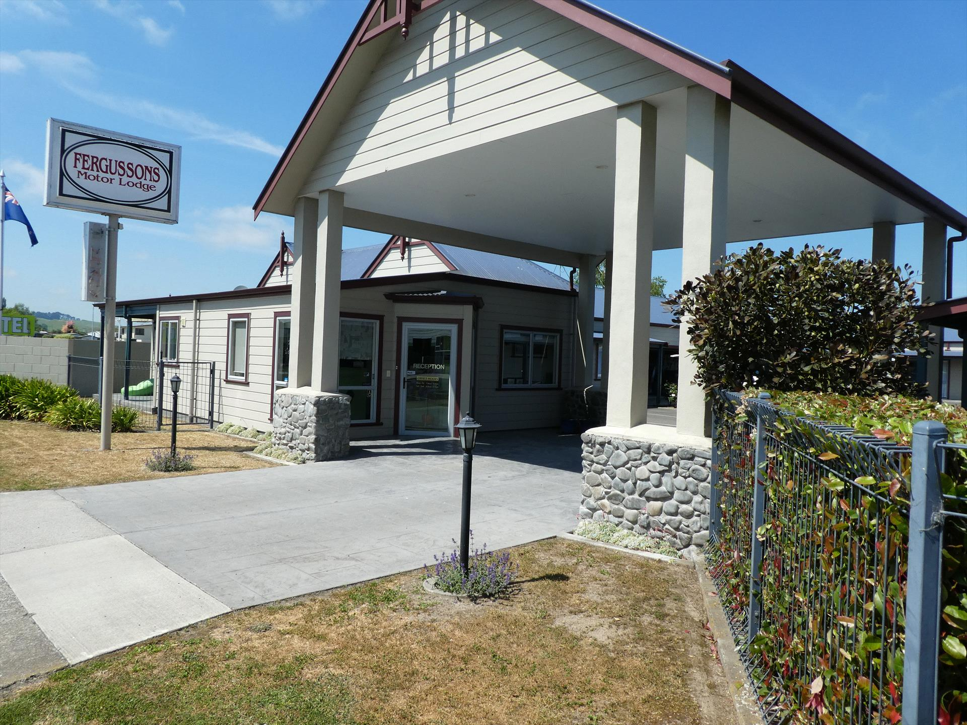 Fergusson's Motor Lodge
