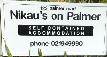 Nikau's On Palmer