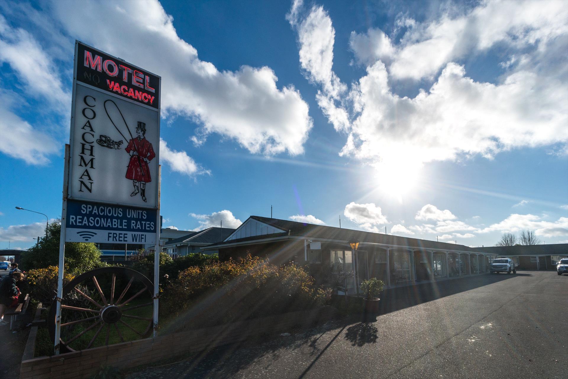 Coachman Motel, Tours & Rentals