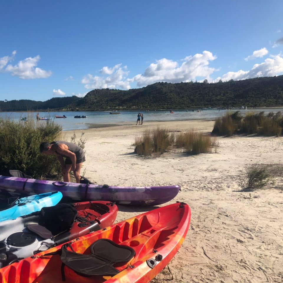 Kai Iwi Lakes Resort