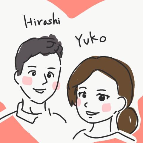 hiroshi & yuko
