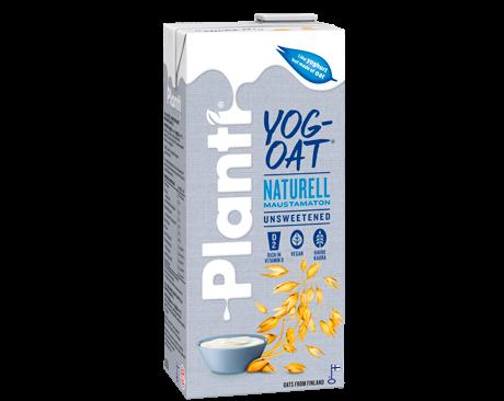 Planti YogOat naturell, naturell havregurt