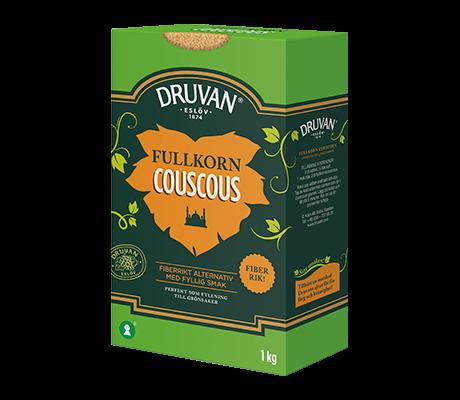 Druvan Fullkorn Couscous