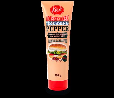 Kavli Amerikansk dressing Pepper