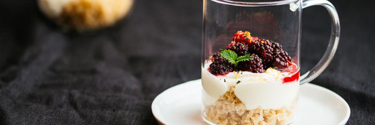 Bild dessert
