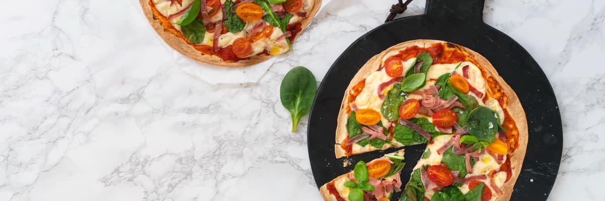 Tortillapizza