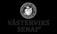 Bild av logotypen för Västerviks Senap