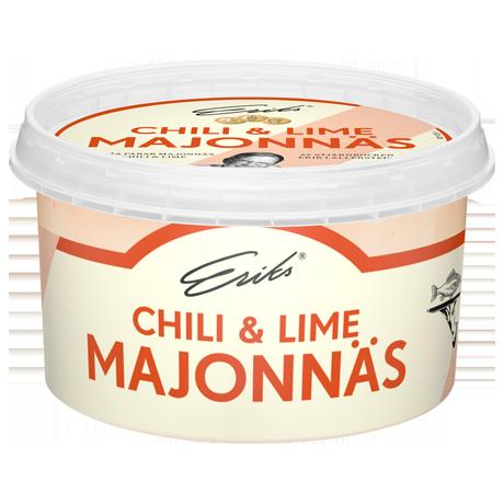 Chili & lime majonnäs