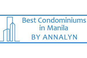 Best Condominiums in Manila by Annalyn