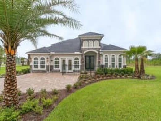 Vay Thế Chấp Lần Đầu – Jacksonville, Florida – Nhà ở hoàn thiện