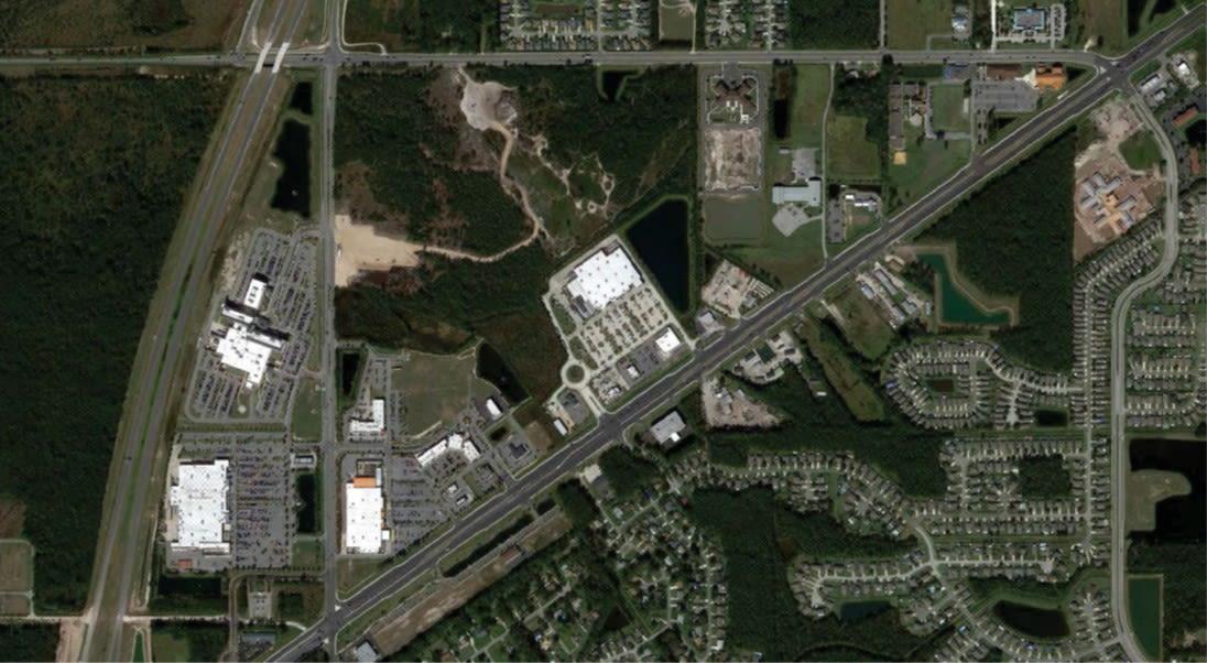 Dự án Bất Động Sản Thương Mại – Jacksonville, Florida