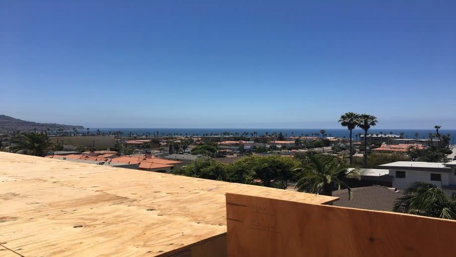 Redondo Beach Đầu Tư Khoản Vay Thứ Cấp – Tầm nhìn từ tầng cao nhất– Tiến độ xây dựng cập nhập đến tháng 6/2017