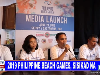 2019 Philippine Beach Games