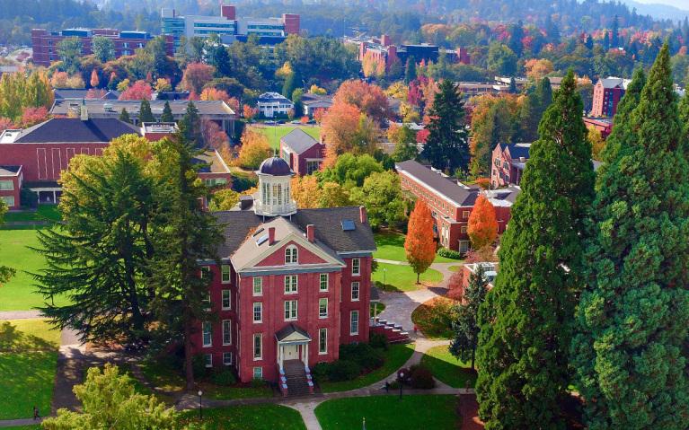 Willamette University in Salem, Oregon