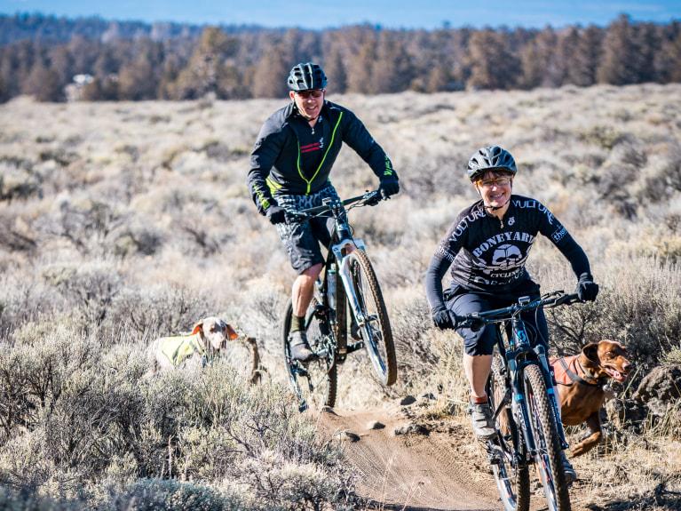 Mountain Biking in Oregon