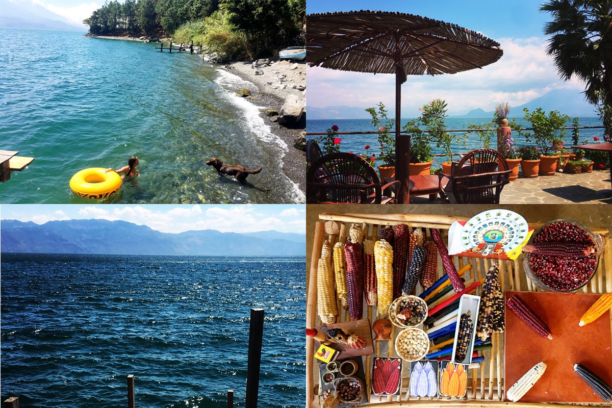 Guatemala tours Lake Atitlan